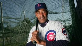 Former MLB Player Angel Echevarria Dead at Age 48
