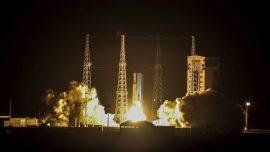Pompeo: Iran's Failed Satellite Launch Guises Its Ballistic Program