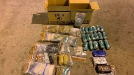 137,000 Fentanyl Pills and Other Drugs Seized After Police Stop a Man in Phoenix