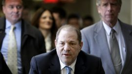 Harvey Weinstein Pleads Not Guilty After Being Extradited to California for Further Charges