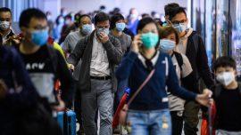 Hong Kong Reports First Death From Coronavirus