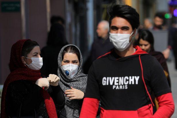 Iran-Teharn-Coronavirus Outbreak