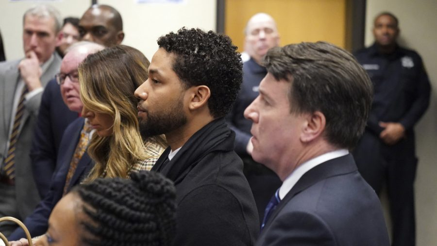 Judge Dismisses Jussie Smollett's Malicious Prosecution Claim
