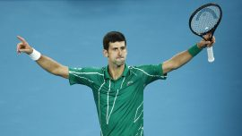 Djokovic Tops Thiem for 8th Australian Open Title, 17 Majors