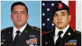 2 US Soldiers Killed in Afghanistan Attack Identified