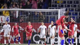 US, Canada Women Secure 2020 Olympics Berths With Wins
