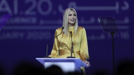 Ivanka Trump Lauds Saudi Arabia, UAE on Women's Rights Reforms