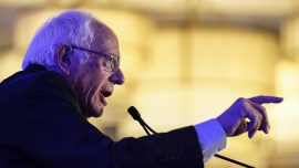 Sanders Says 'Major Plans' to Be Funded by New Taxes, Lawsuits, and Defense Spending Cuts