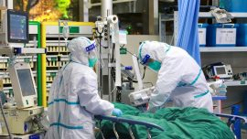 US Citizen Diagnosed With Coronavirus Dies in Wuhan
