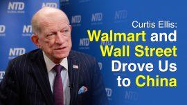 Curtis Ellis: Walmart and Wall Street Drove Us to China [CPAC 2020]