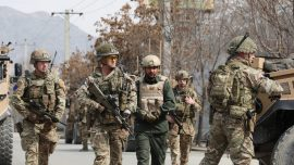 Rockets Hit Major US Air Base in Afghanistan