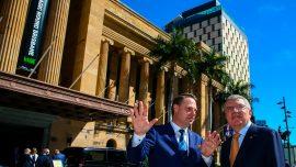 Mayor of Australia's Brisbane Claims Election Victory