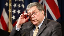 DOJ Says Judge Questioned Barr's Handling of Mueller Report With 'No Basis'