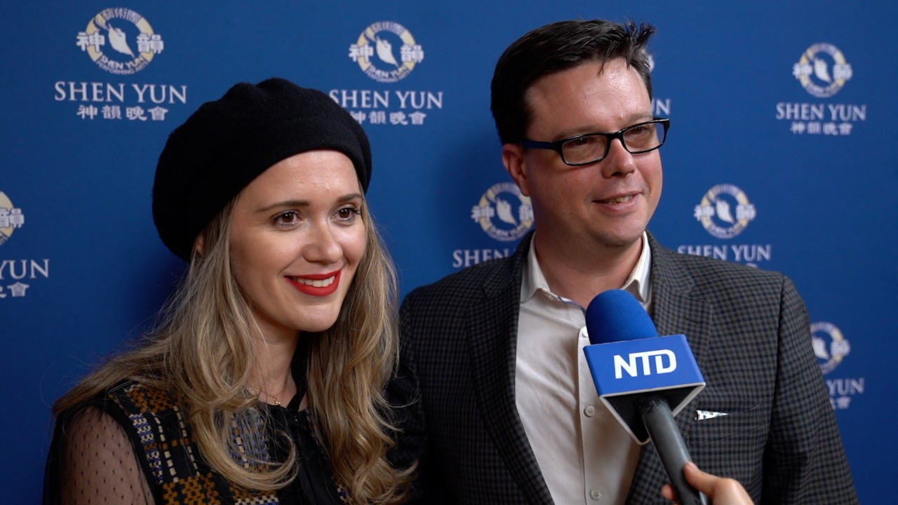 Sales Director: Shen Yun 'Provided Us With a Glimpse of the Divine'