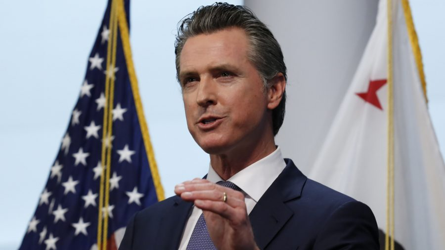 California Governor: 5 Big Banks Suspend Mortgage Payments