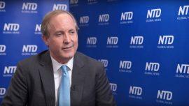 Texas AG Ken Paxton on Google Antitrust Probe, 5G Competition, & Juul Health Risks