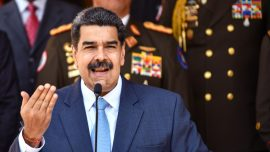 US Vows to Work With Partners to Keep Pressure on Venezuela's Maduro