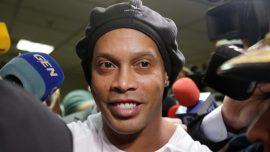 Former Barcelona Forward Ronaldinho Arrested in Paraguay: Police
