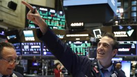 US Stocks Rebound After Trump Pitches Lawmakers Coronavirus Relief Plan