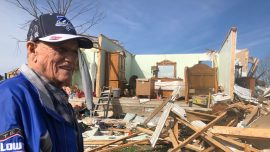 Tornadoes Are Possible Again Across Middle Tennessee