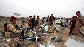 Iraq Officials: Rocket Attack Hits Base Housing US Troops