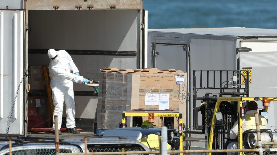 China-Backed Firm Shipped out Australia's Medical Supplies in Bulk Amid CCP Virus Outbreak: Report