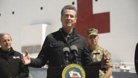 California Businesses Sue Governor Over Lockdowns