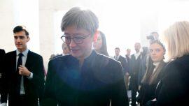 Labor Senator Penny Wong Cleared of CCP Virus