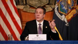 Cuomo Cancels Thanksgiving After Backlash