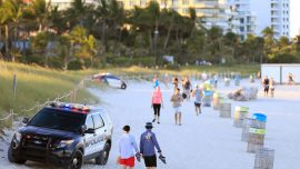 More Than 40 Spring Breakers Who Ignored Public Health Advice Test Positive for CCP Virus