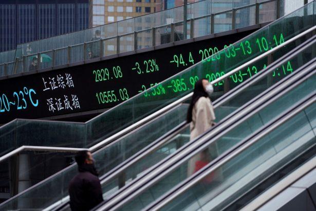 CHINA-ECONOMY-STIMULUS