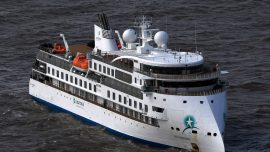 Passengers to Be Evacuated From Antarctic Cruise Ship After Almost 60 Percent Test Positive for CCP Virus