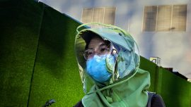 Beijing Issues New Law, District Sets Strict Quarantine Measures to Contain Virus
