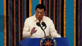 'Shoot Them Dead:' Philippine President Duterte Said He Won't Tolerate Lockdown Violators