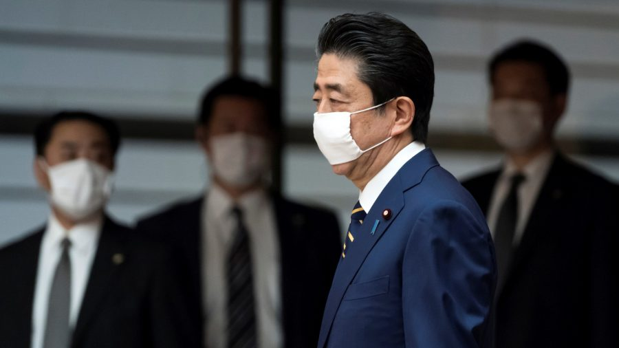 Japan Declares CCP Virus Emergency, Approves Near $1 Trillion Stimulus
