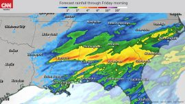 Tornadoes Are Possible Again for the Deep South, a Day After Severe Storms Kill Six