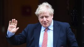 Boris Johnson Will Return to Work on Monday, Office Says