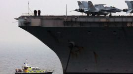 Nearly 3,000 Sailors to Leave Carrier Amid CCP Virus Outbreak