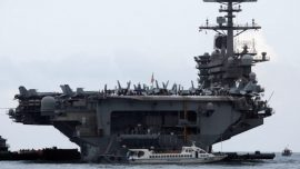 2 US Carrier Groups Conduct Exercises in South China Sea