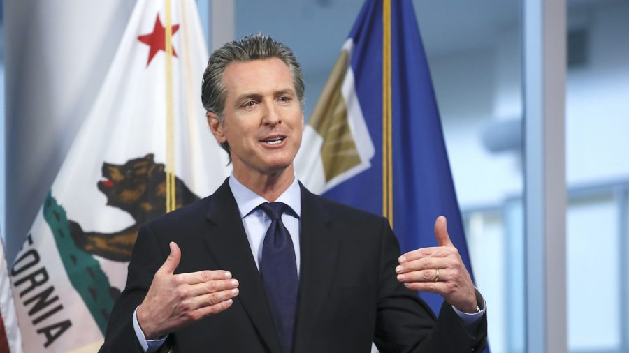 California to Let Some Businesses Reopen With Restrictions