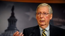 McConnell: Next COVID-19 Relief Bill 'Won't Pass the Senate' Without Liability Protection