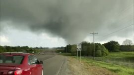 Tornadoes Strike Texas and Oklahoma—Killing at Least 5, Injuring Over 30