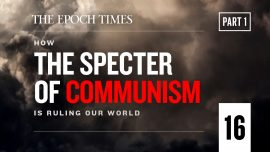 Chapter Sixteen, Part I: The Communism Behind Environmentalism (UPDATED)