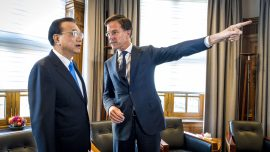 CCP Virus Follows Communist China Ties: The Netherlands