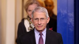 Risky to Attend Protests and Rallies, Fauci Says