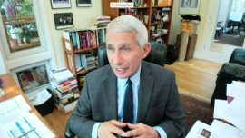 Fauci 'Concerned' About Speed of Reopening in Some States