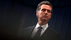 DOJ Warns California Governor Over Church Closings