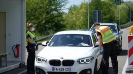 Germany to Start Easing Border Controls
