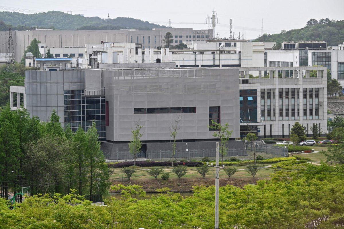 P4 laboratory Wuhan Institute of Virology