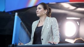 Hope Solo Says She Is 'Crushed' After Her Dog Died of Gunshot Wounds